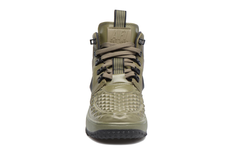 Baskets Nike Lf1 Duckboot '17 (Gs) Vert vue portées chaussures