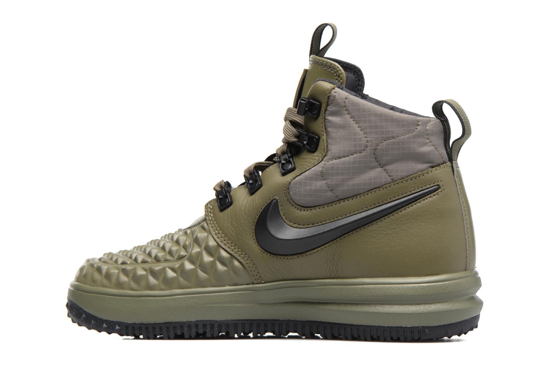 Baskets Nike Lf1 Duckboot '17 (Gs) Vert vue face