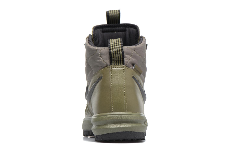 Baskets Nike Lf1 Duckboot '17 (Gs) Vert vue droite