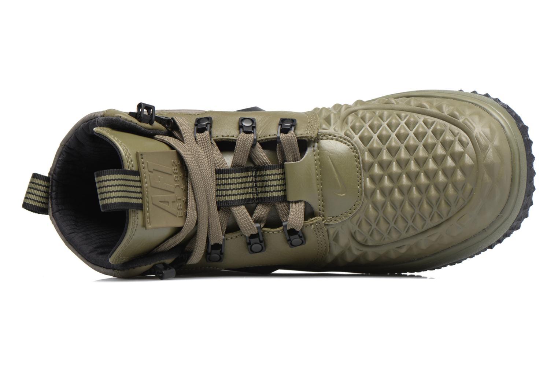 Baskets Nike Lf1 Duckboot '17 (Gs) Vert vue gauche