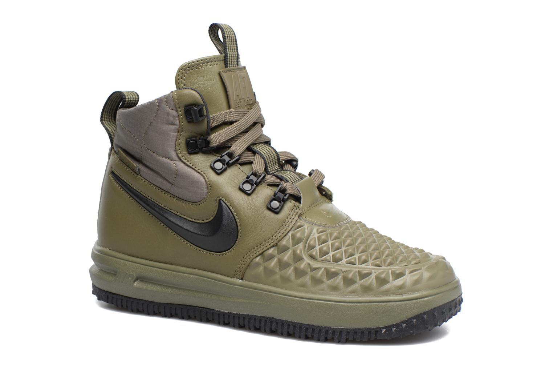 Baskets Nike Lf1 Duckboot '17 (Gs) Vert vue détail/paire