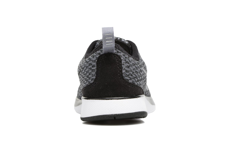 Baskets Nike Dualtone Racer Se (Ps) Noir vue droite