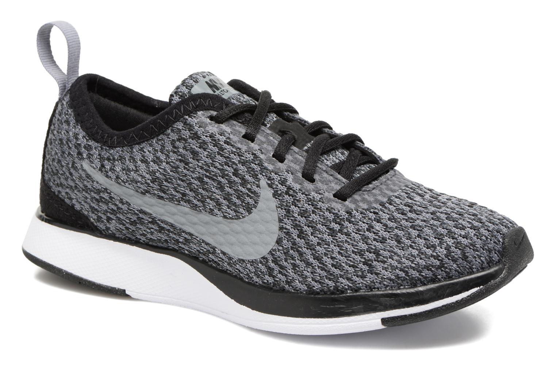 Baskets Nike Dualtone Racer Se (Ps) Noir vue détail/paire