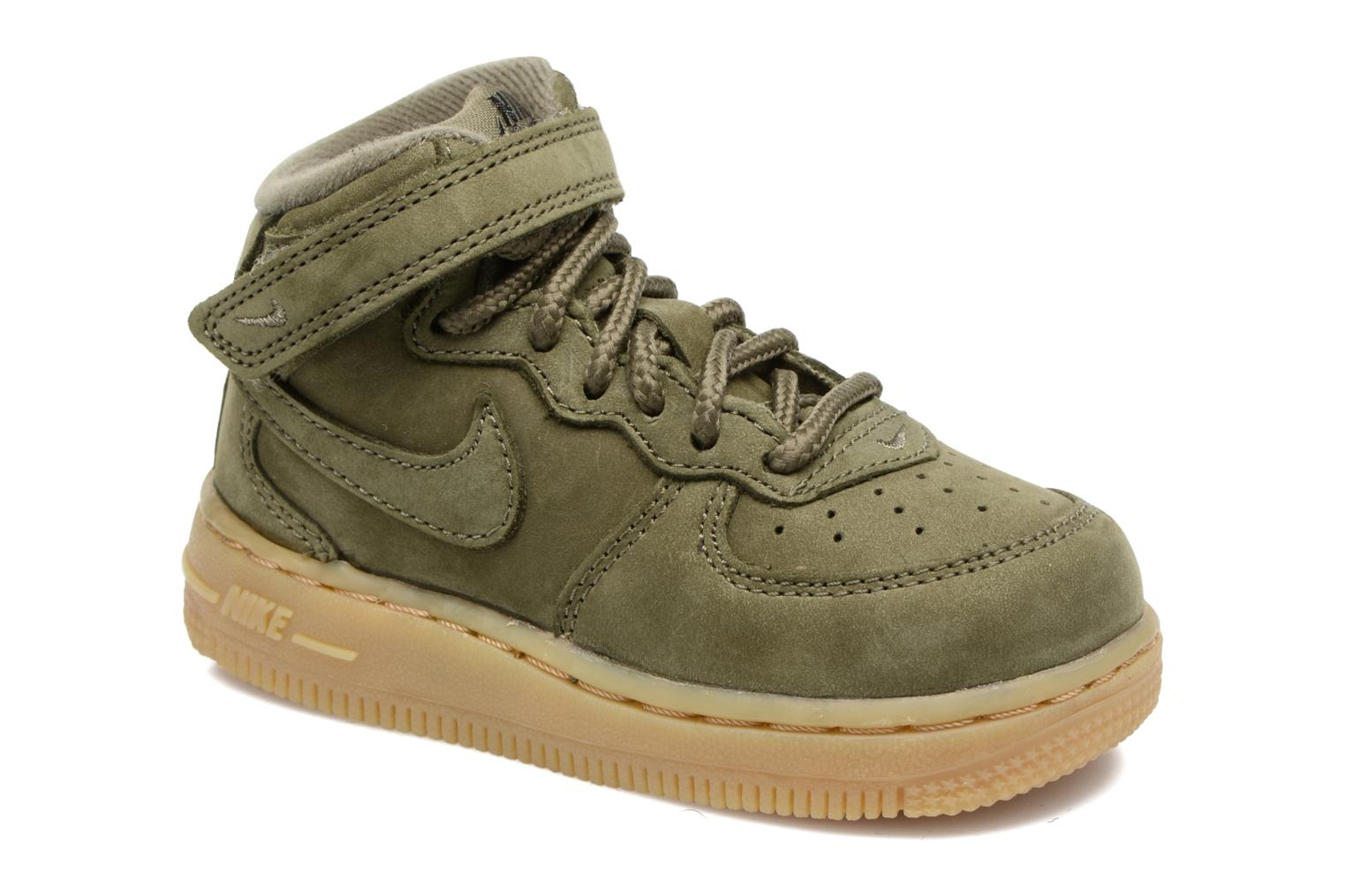 nike air force 1 mid grün