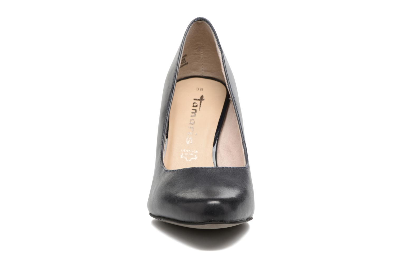 Escarpins Tamaris Donna Bleu vue portées chaussures