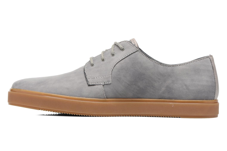 Sneakers Clarks Calderon Lace Grijs voorkant