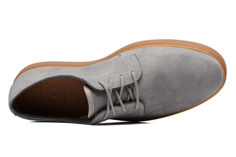 Sneakers Clarks Calderon Lace Grijs links