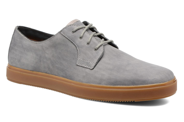 Sneakers Clarks Calderon Lace Grijs detail