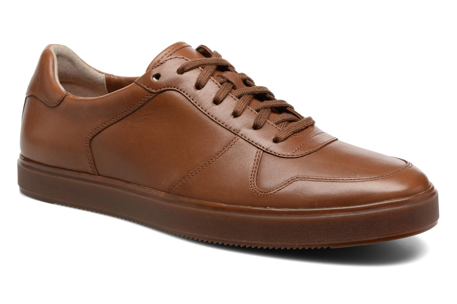 Calderon Speed Tan Leather