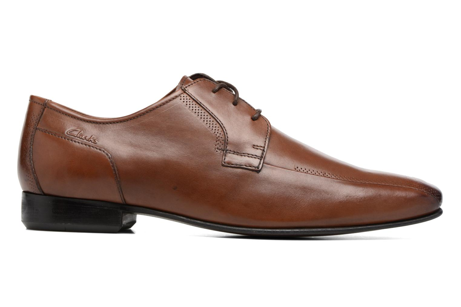 Chilton Lace Tan Leather