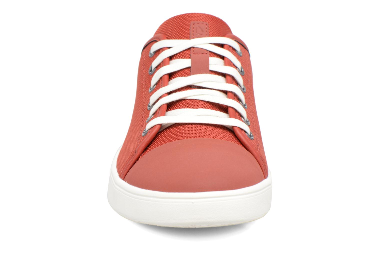 Sneakers Clarks Lander Cap Rood model