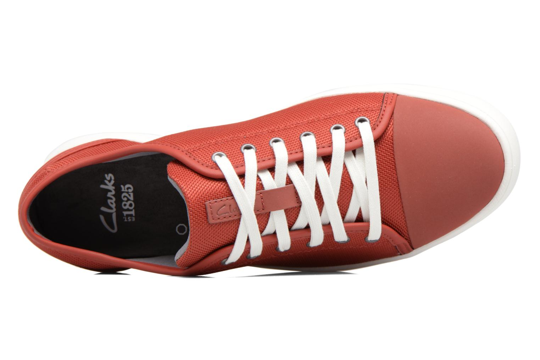 Sneakers Clarks Lander Cap Rood links