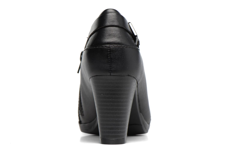 Bottines et boots Clarks Brynn Harper Noir vue droite