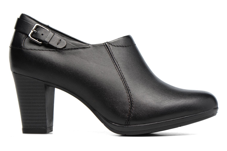 Bottines et boots Clarks Brynn Harper Noir vue derrière