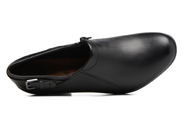 Bottines et boots Clarks Brynn Harper Noir vue gauche