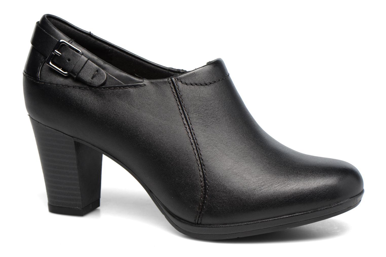 Brynn Harper Black leather