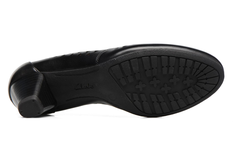Denny Dallas Black leather