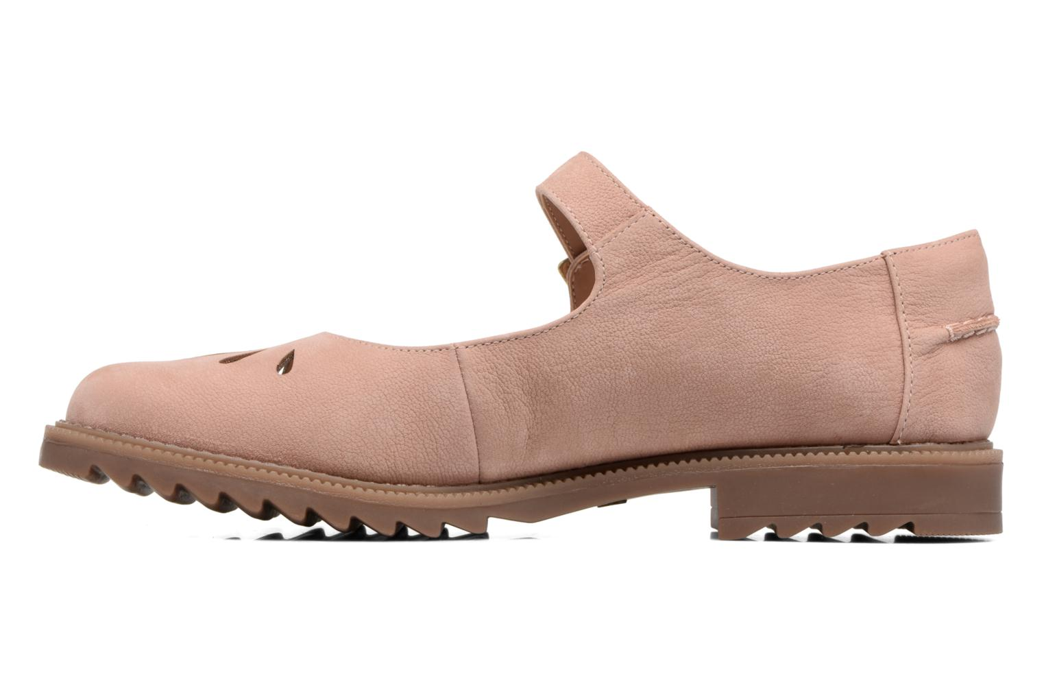 Ballerines Clarks Griffin Marni Rose vue face