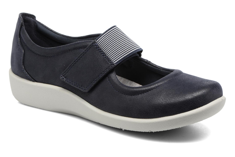 Zapatos cómodos Bailarinas y versátiles Clarks Sillian Cala (Azul) - Bailarinas cómodos en Más cómodo 6794e8