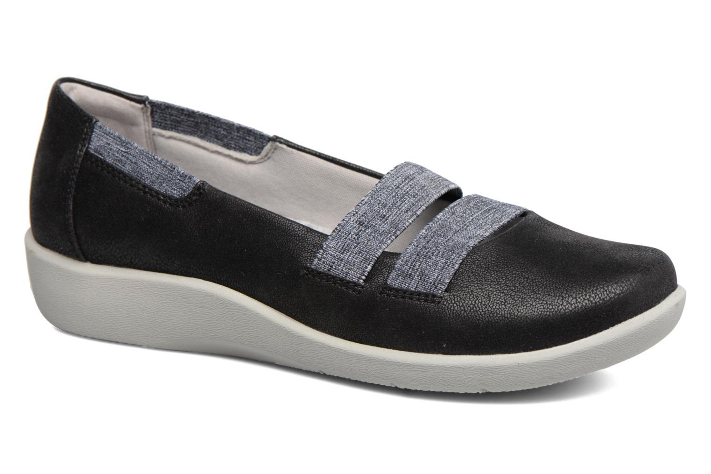 Zapatos promocionales Clarks Sillian Rest (Negro) - Bailarinas   Cómodo y bien parecido
