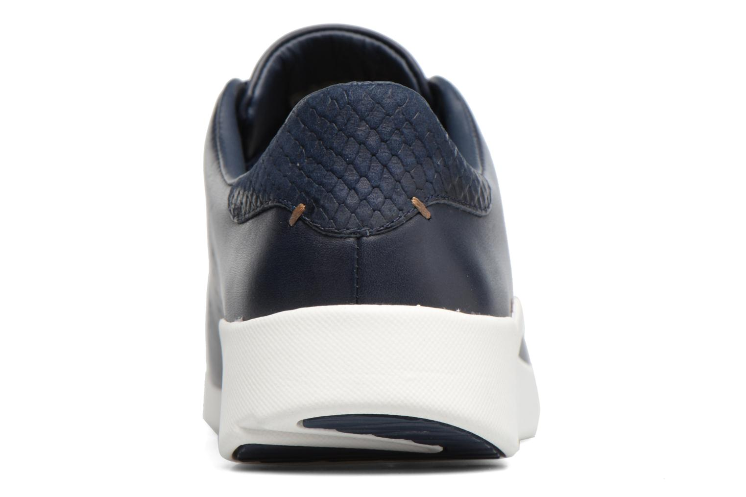 Tri Abby Navy leather