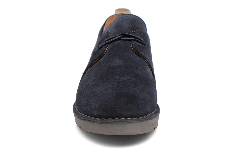 Lace-up shoes Clarks Un Ava Blue model view