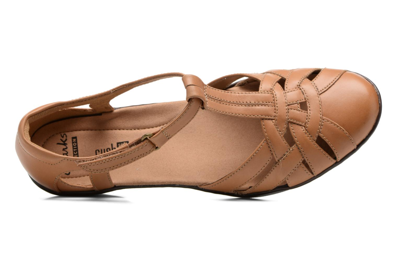 Wendy Loras Tan Leather