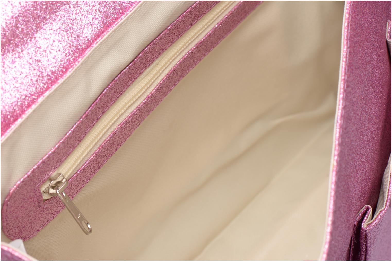 Scolaire Bakker Made With Love Glitter 37cm Rose vue derrière