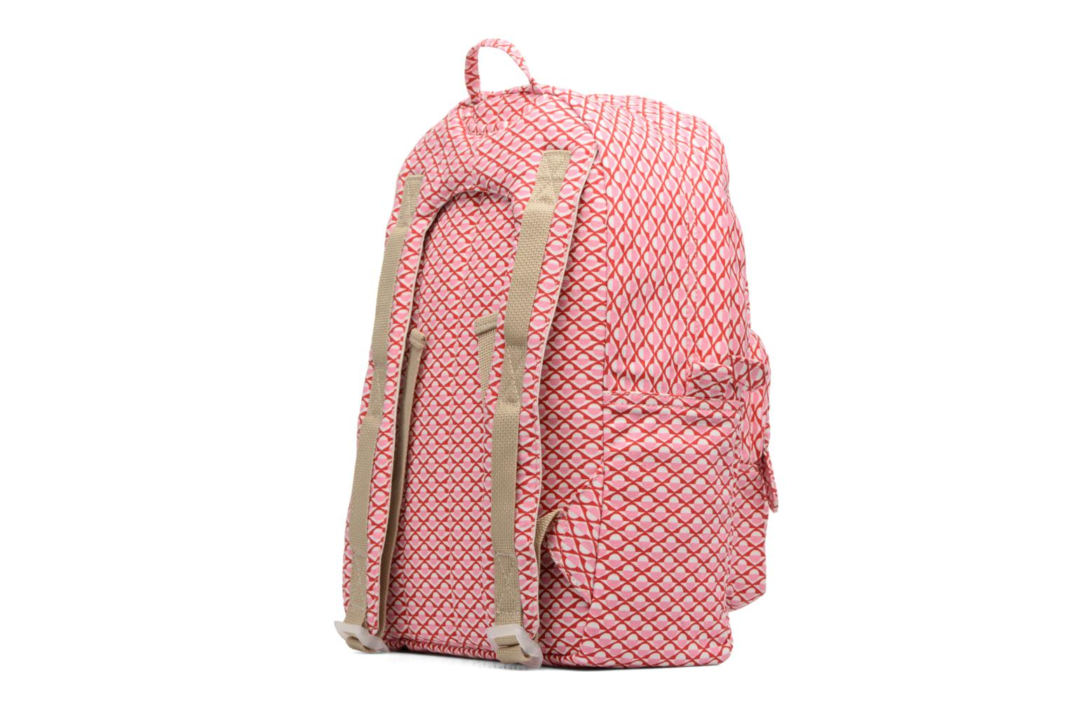 Chine Backpack Grand Rose