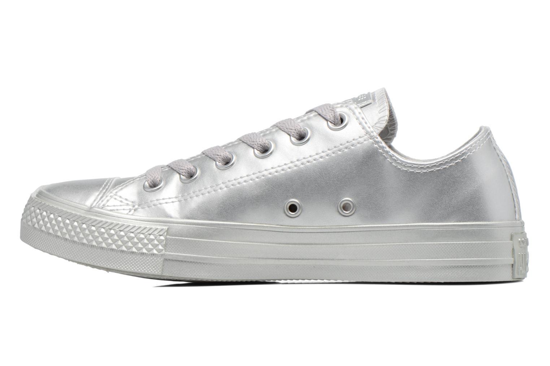 Chuck Taylor All Star Liquid Metallic Ox Silver/Silver/Silver