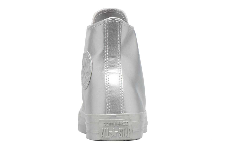 Chuck Taylor All Star Liquid Metallic Hi Silver/Silver/Silver