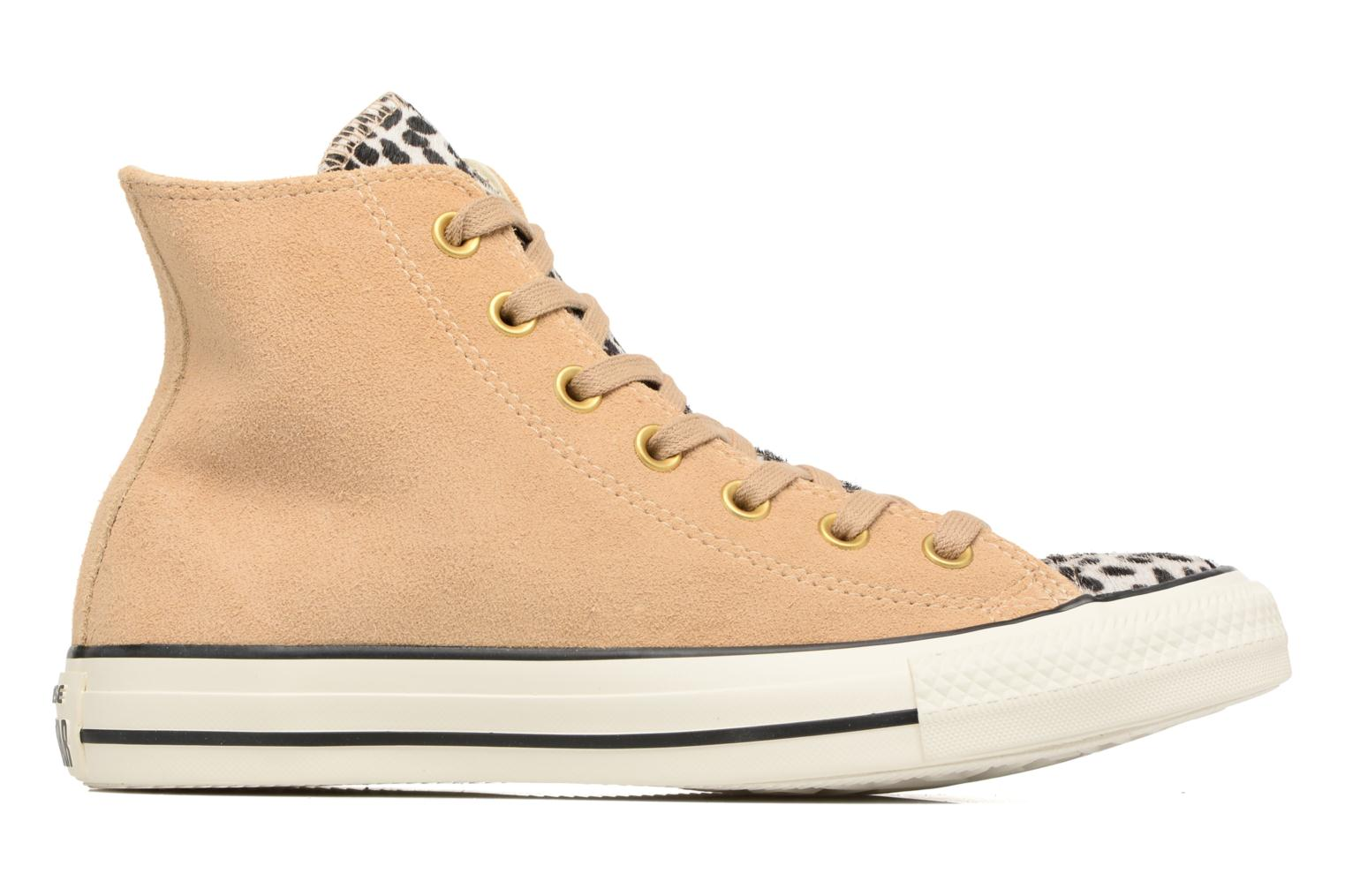 Chuck Taylor All Star Pony Hair Hi Light Fawn/Black/Egret