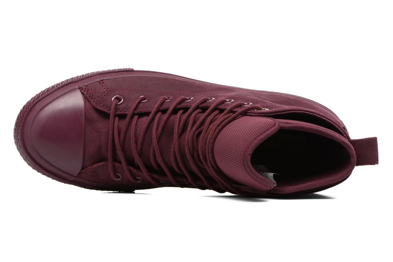 Sneakers Converse Chuck Taylor WP Boot Nubuck Hi Bordeaux links