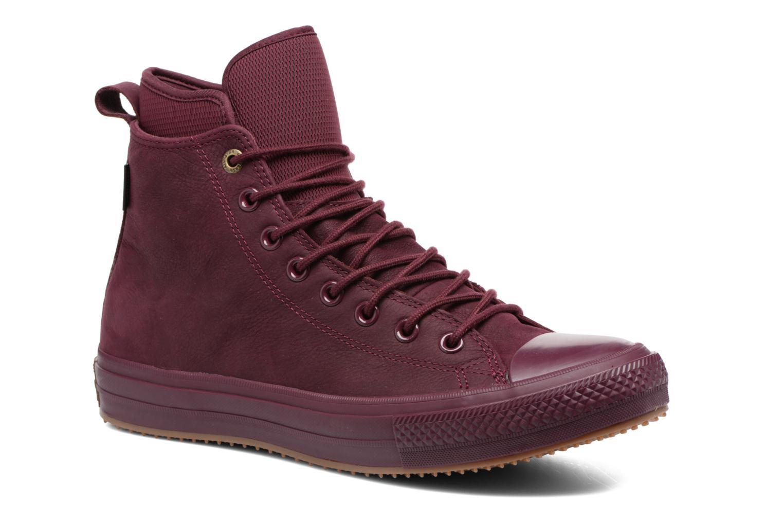 Sneakers Converse Chuck Taylor WP Boot Nubuck Hi Bordeaux detail