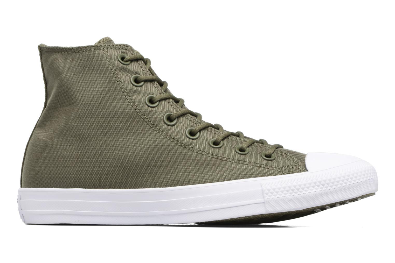 Sneaker Converse Chuck Taylor All Star Cordura Hi grün ansicht von vorne