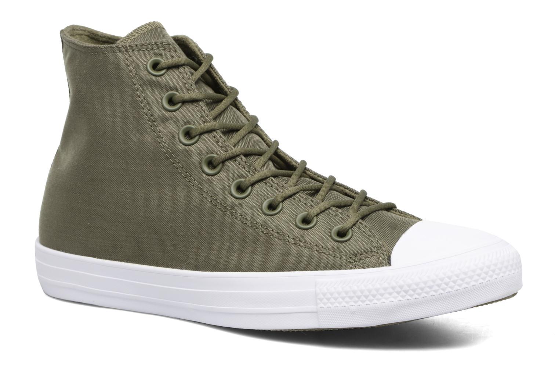 Sneaker Converse Chuck Taylor All Star Cordura Hi grün detaillierte ansicht/modell