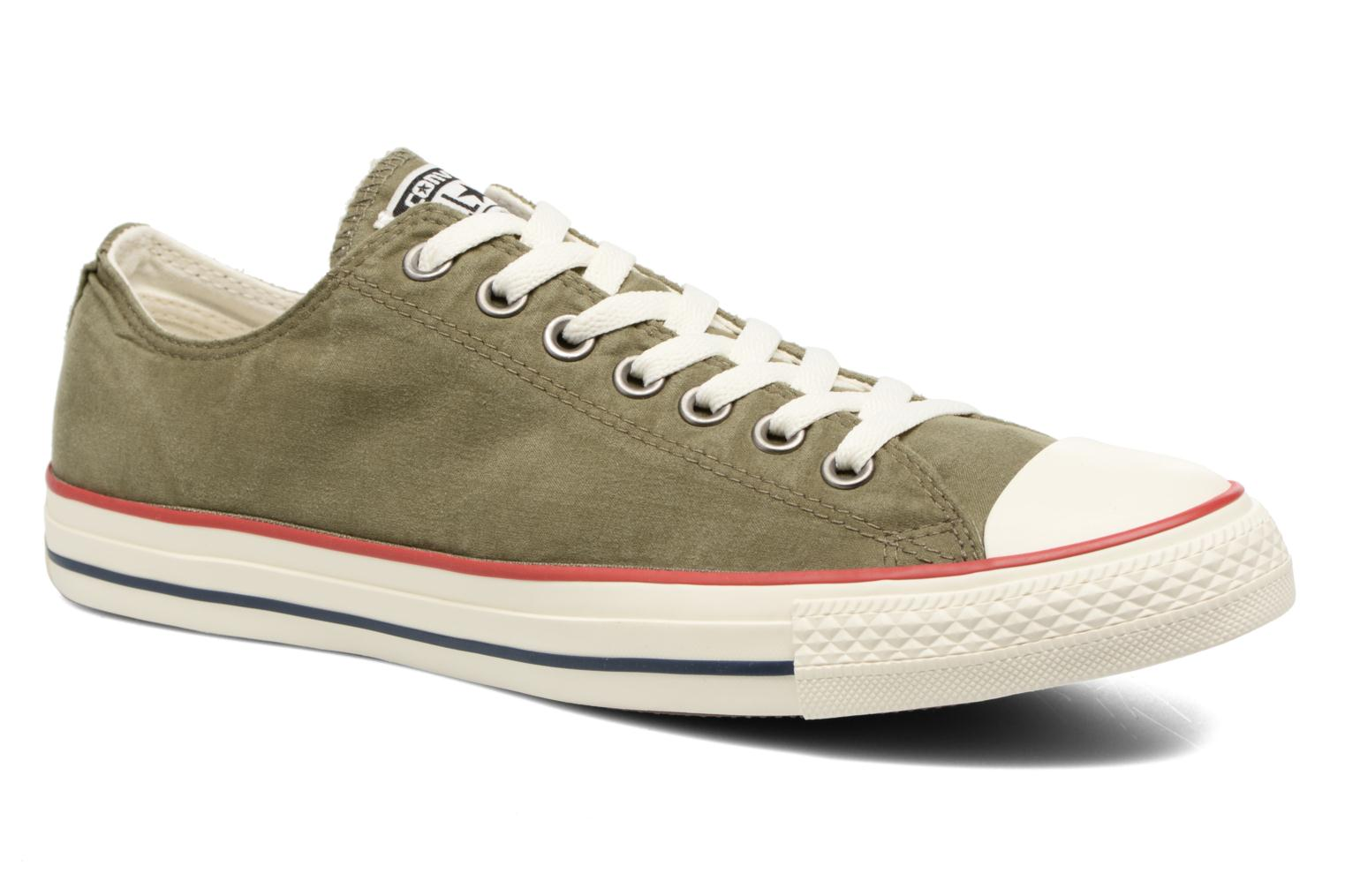 Chuck Taylor All Star Ombre Wash Ox M Medium Olive/Garnet/Egret