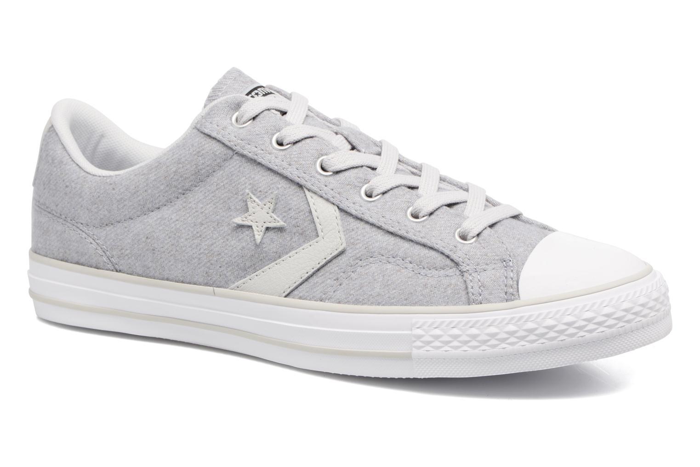 Sneaker Converse Star Player Textile Ox grau detaillierte ansicht/modell