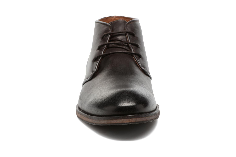 Chaussures à lacets Selected Homme Bolton Chukka Boot Marron vue portées chaussures
