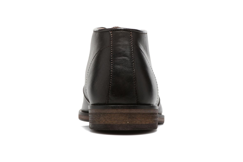 Chaussures à lacets Selected Homme Bolton Chukka Boot Marron vue droite