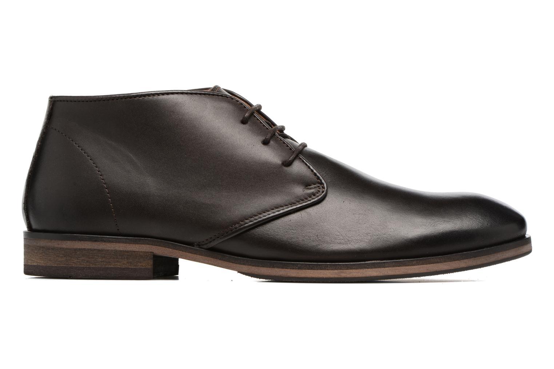 Chaussures à lacets Selected Homme Bolton Chukka Boot Marron vue derrière