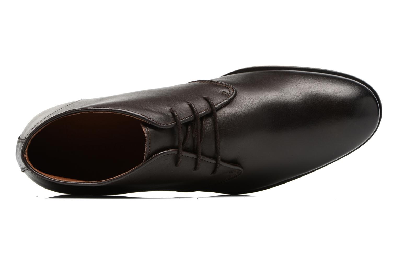 Chaussures à lacets Selected Homme Bolton Chukka Boot Marron vue gauche