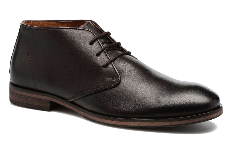 Chaussures à lacets Selected Homme Bolton Chukka Boot Marron vue détail/paire