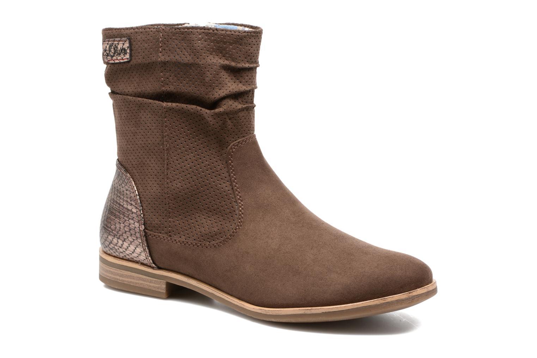 Zapatos promocionales S.Oliver Albana (Marrón) - Botines    Zapatos de mujer baratos zapatos de mujer
