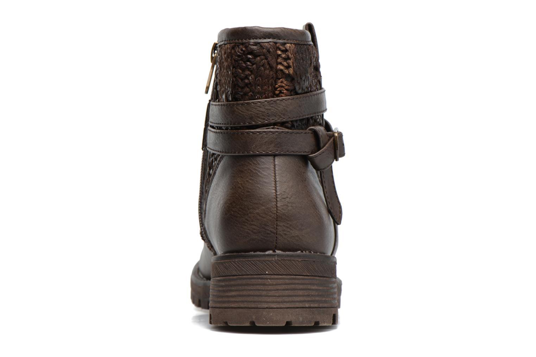 Bottines et boots Refresh Mariona Marron vue droite