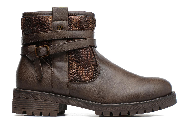 Bottines et boots Refresh Mariona Marron vue derrière