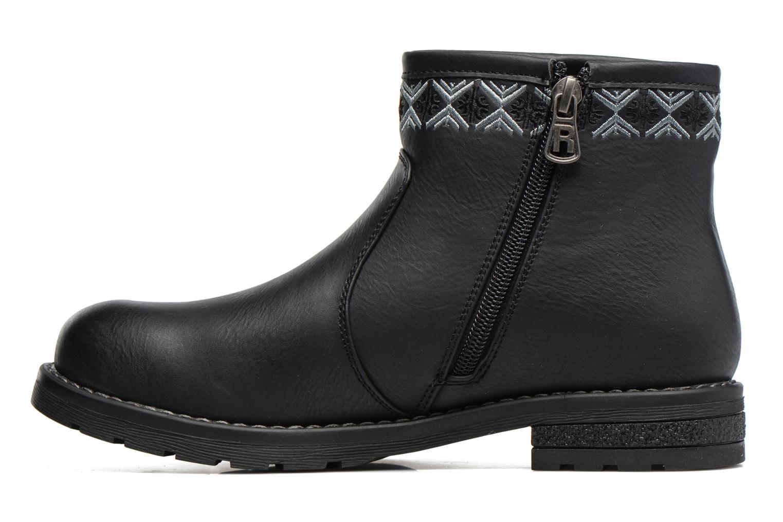 Bottines et boots Refresh Fionelle Noir vue face