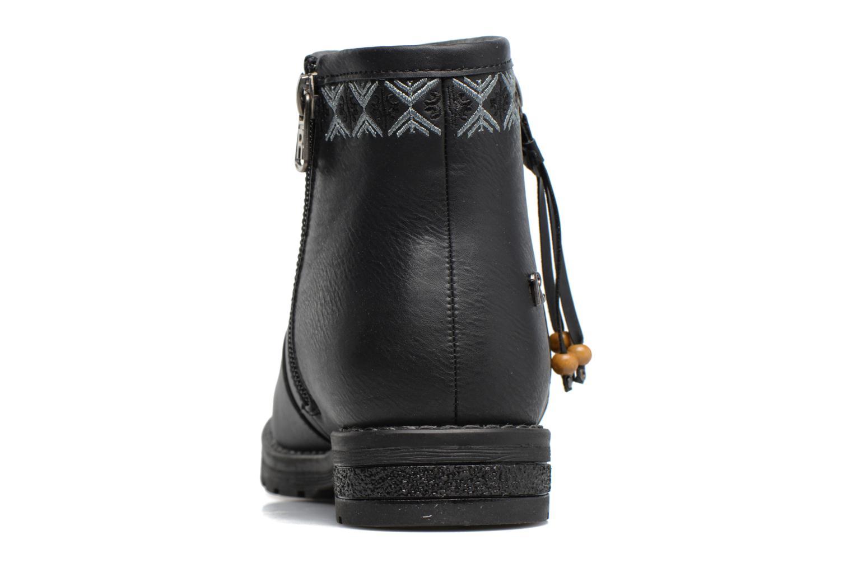 Bottines et boots Refresh Fionelle Noir vue droite