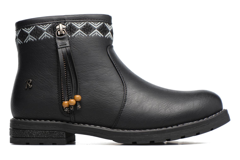Bottines et boots Refresh Fionelle Noir vue derrière