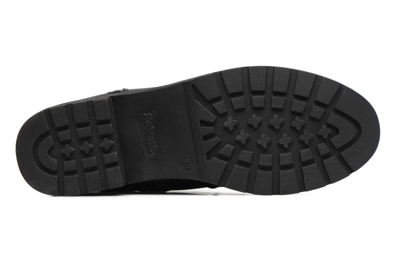 Bottines et boots Refresh Fionelle Noir vue haut